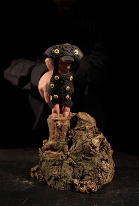 TAMTAM objektentheater – Een onbewaakt ogenblik