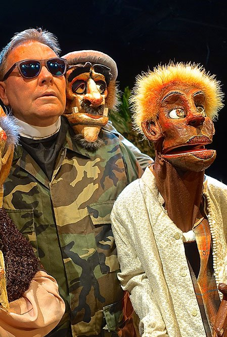 Stuffed Puppet – Babylon