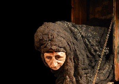 Theater van de Droom – Figurenkast