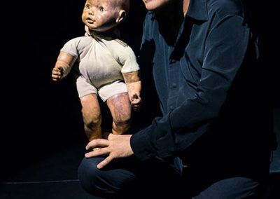 Fred Delfgaauw – Masterclass Theater Maken met poppen als volwaardige tegenspelers