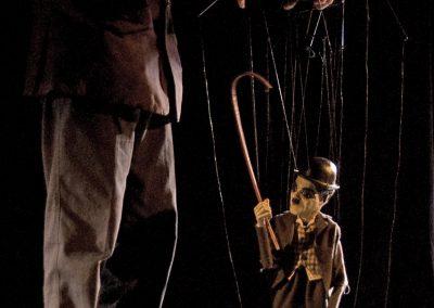 Jordi Bertran – Masterclass marionettenspel