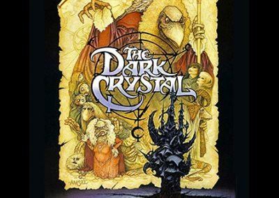 Jim Henson en  Frank Oz – The Dark Chrystal